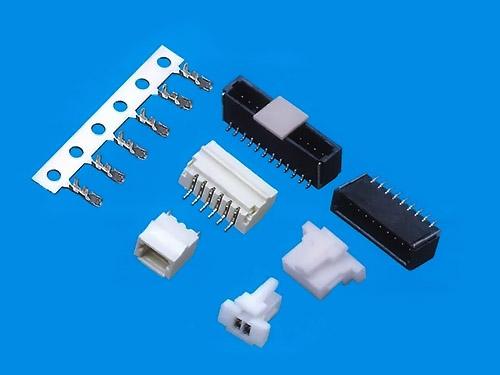 1.0单排带扣连接器