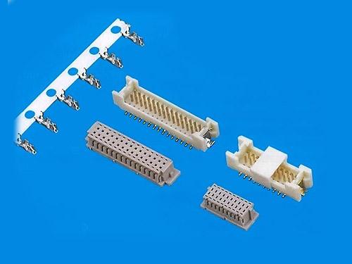 1.25 DF13双排连接器
