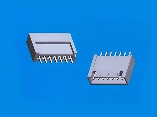 2.50-D型直针(DIP)WTB连接器